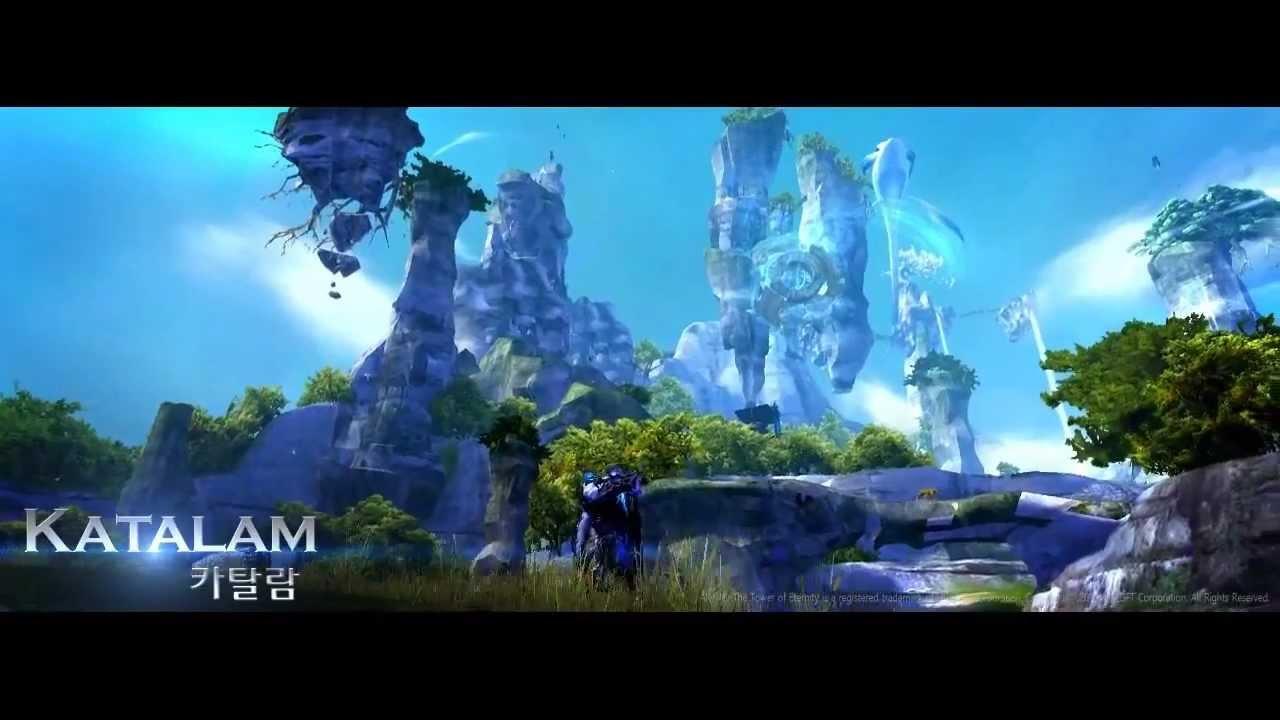 Aion KOR - 4.0 Official trailer